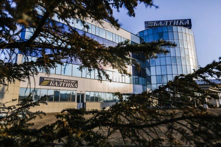 На заводе «Балтика-Хабаровск» начал работу фирменный магазин