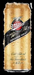 Efes Ukraine начала импорт ТМ Miller Genuine Draft