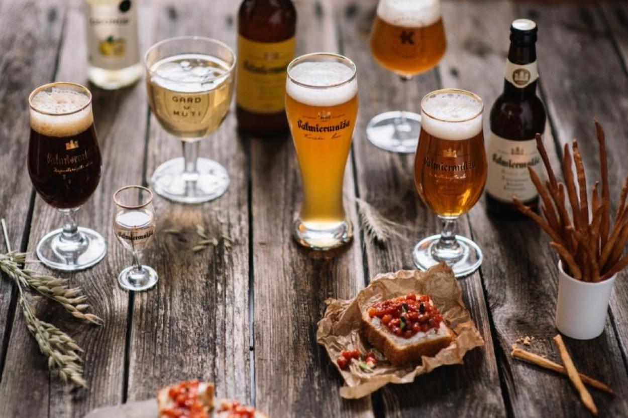 В Латвии упали продажи пива
