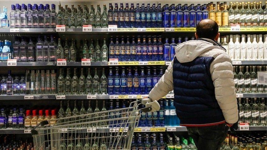 В России крепкий алкоголь могут разрешить продавать только в спецмагазинах