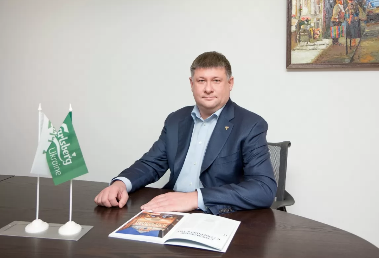 Гендиректор Carlsberg Ukraine Евгений Шевченко: в Украине крафтовая революция пива пока происходит в Facebook