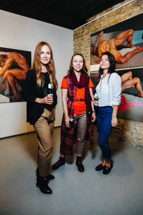 Украина. Stella Artois поддерживает молодых художников: бренд выступил партнером выставки Body Poetry