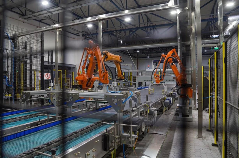 """Heineken запустил новую баночную линию на пивоварне """"Волга"""" в Нижнем Новгороде"""