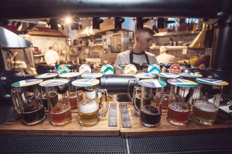 Подразделение Carlsberg собралось запустить еще одну крафтовую пивоварню в РФ