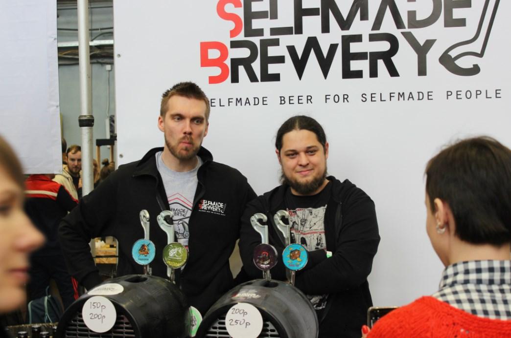 Selfmade Brewery: «Мы есть и мы здесь надолго»