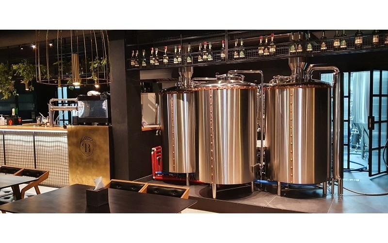 Обзор пивоварни BrewMen в Хмельницком