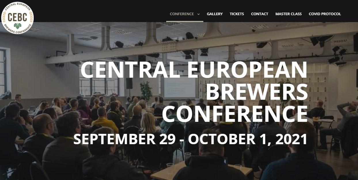 В Будапеште пройдет конференция крафтовых пивоваров CEBC