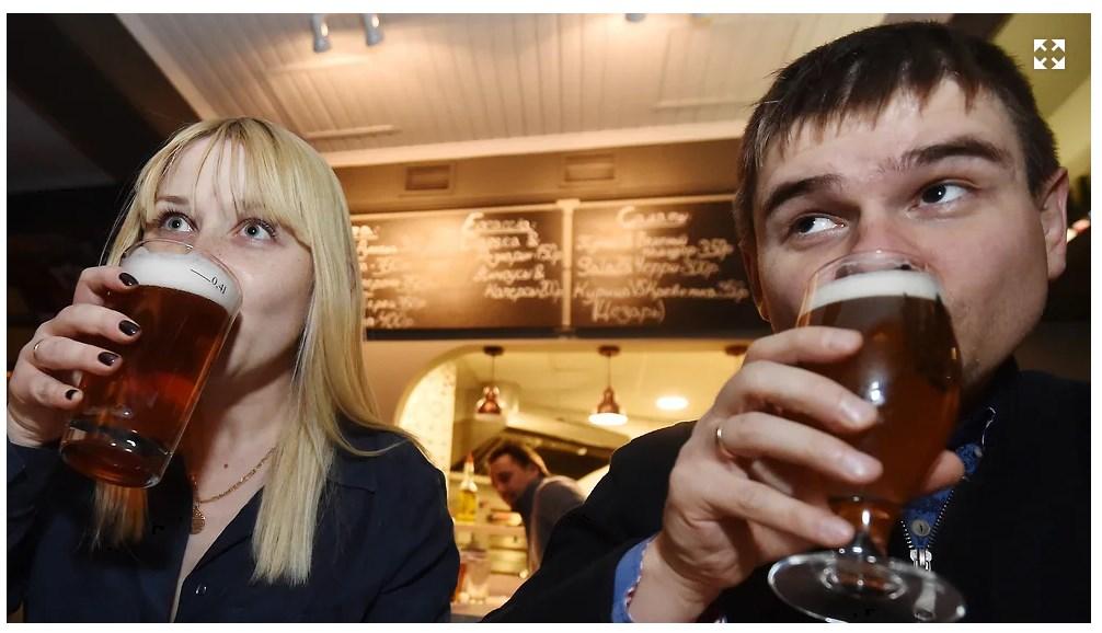 Российское пиво может подорожать из-за дефицита сырья