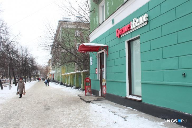 В Новосибирске быстро растут сети алкомаркетов