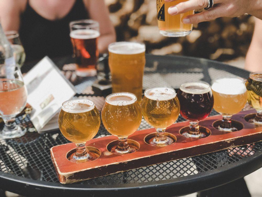 Заведения Одессы с собственной пивоварней