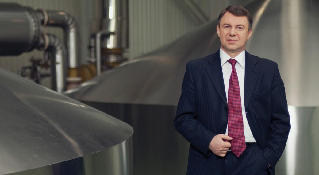 Александр Слободян: В течение 30 лет наше пиво задает тон на украинском рынке