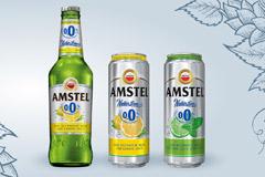 Россия. Heineken запускает производство безалкогольного пива Amstel 0.0 Natur