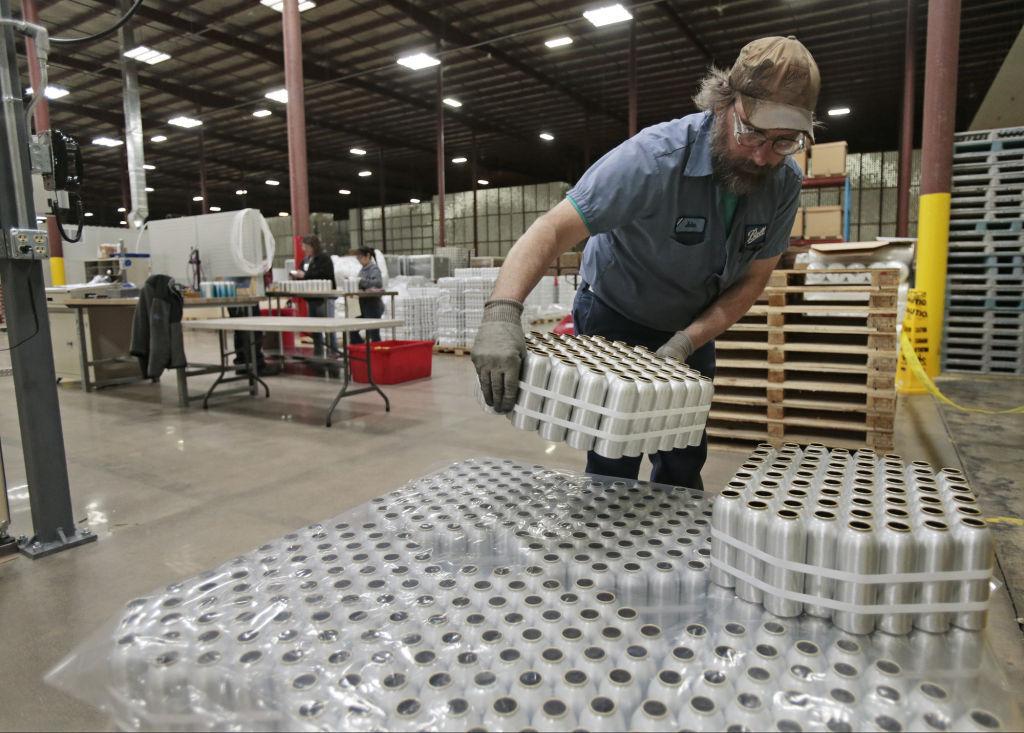 Ball Corporation строит очередной завод по выпуску баночной тары в Неваде