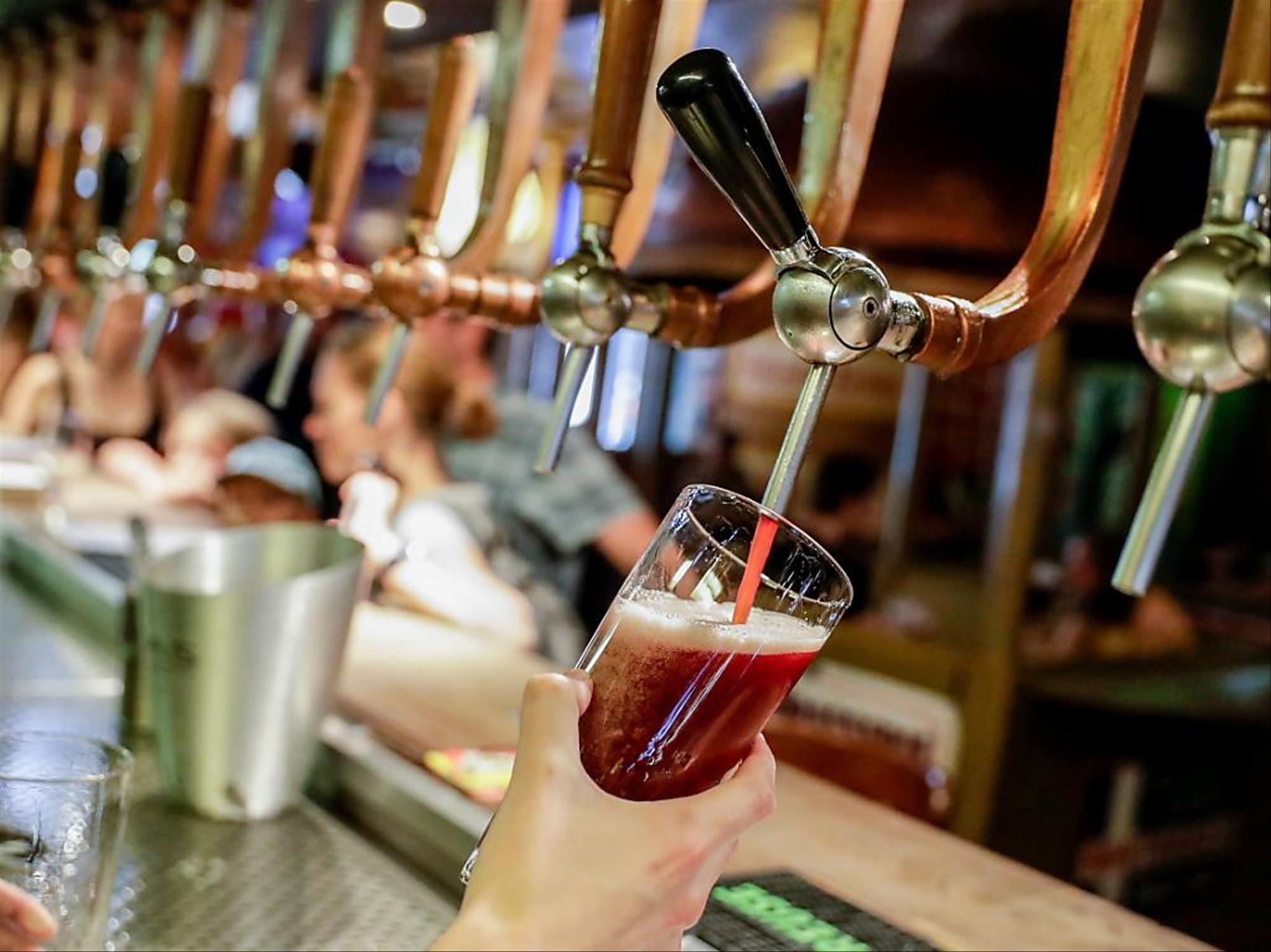 В Швейцарии сварили пиво по рецепту искусственного интеллекта