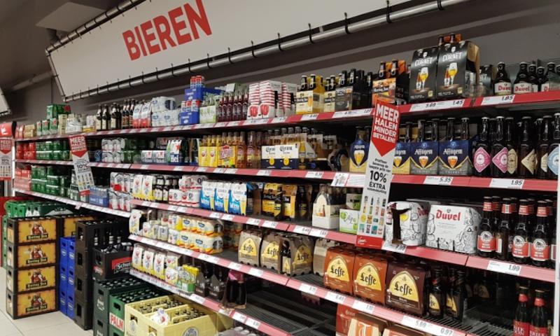 В немецких супермаркетах обвалились цены на пиво