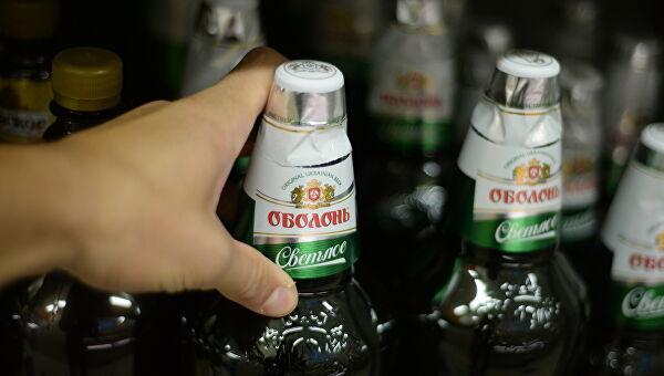 В Беларуси заканчиваются запасы украинского пива