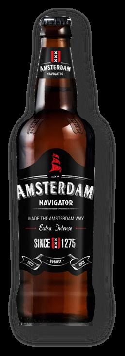 Efes Ukraine начала импорт бренда Amsterdam Navigator