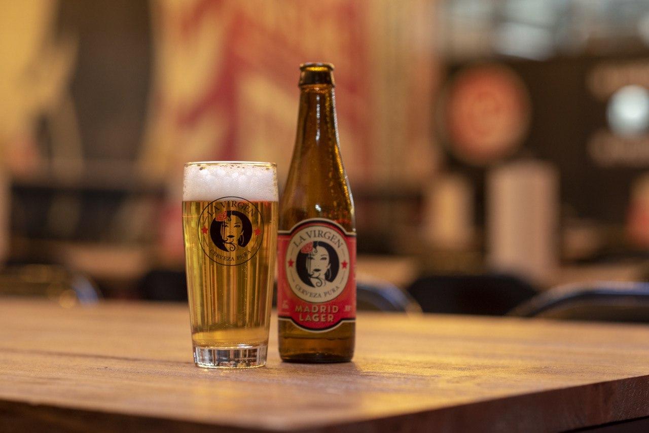 AB InBev Efes представила в Украине испанское пиво La Virgen