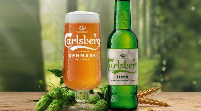 Carlsberg в Израиле выпустил новое пиво – Luma