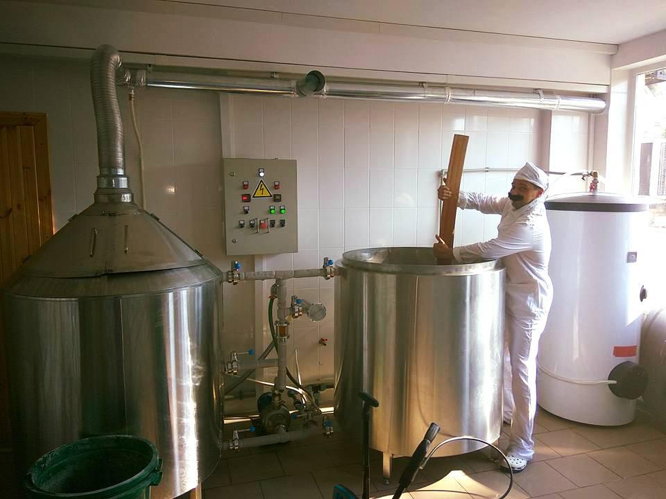 Украина. «Odd brew» — новая мини-пивоварня в Одессе