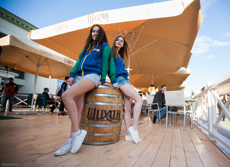 Россия. Heineken открыла в Уфе «Шихан Гриль Бар»