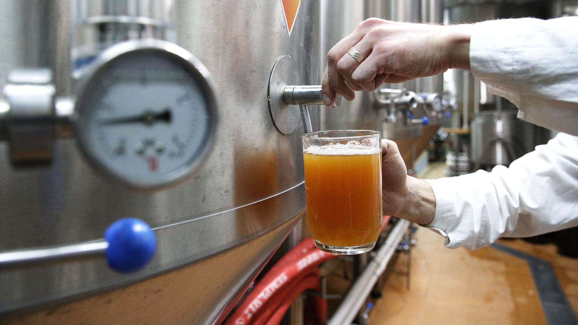 Законопроект о реестре производителей пива прошел комитет Госдумы