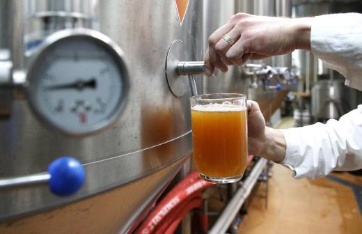 Россия. Бизнес попросил перенести маркировку пива