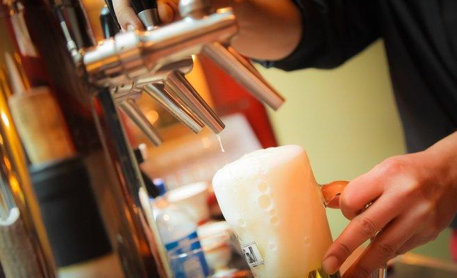 Чешские пивоварни повысят цены на пиво