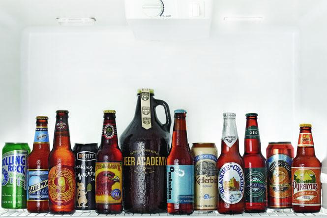 Число канадских пивоварен в прошлом году увеличилось на 8%