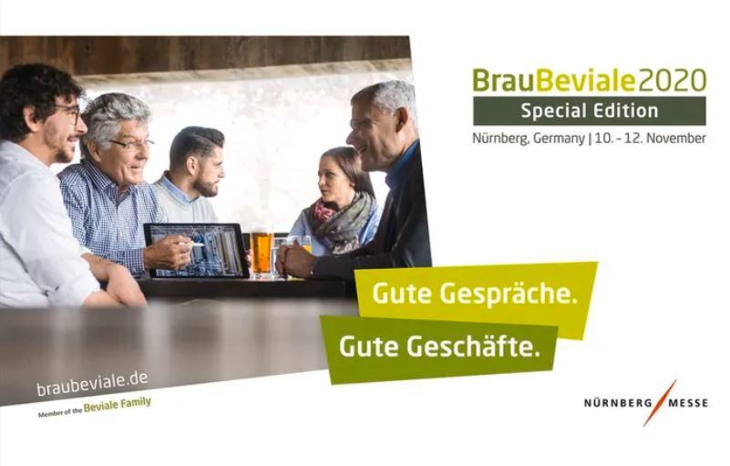 BrauBeviale 2020 будет проходить исключительно в цифровой форме