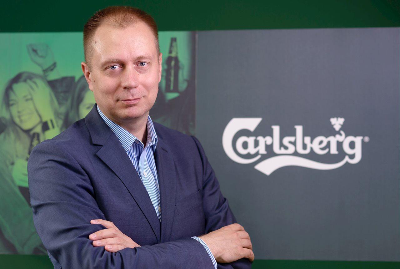 С 1 января 2021 года «Балтику» возглавит Денис Шерстенников