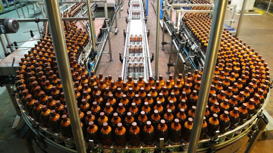 Россия. Бизнес предупредил о риске сокращения производства пива на треть