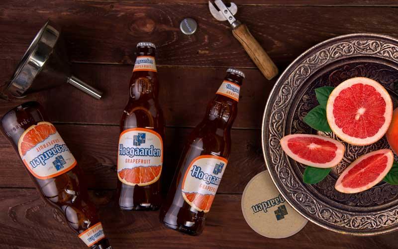 Гендерная новинка от Hoegaarden — пиво со вкусом грейпфрута