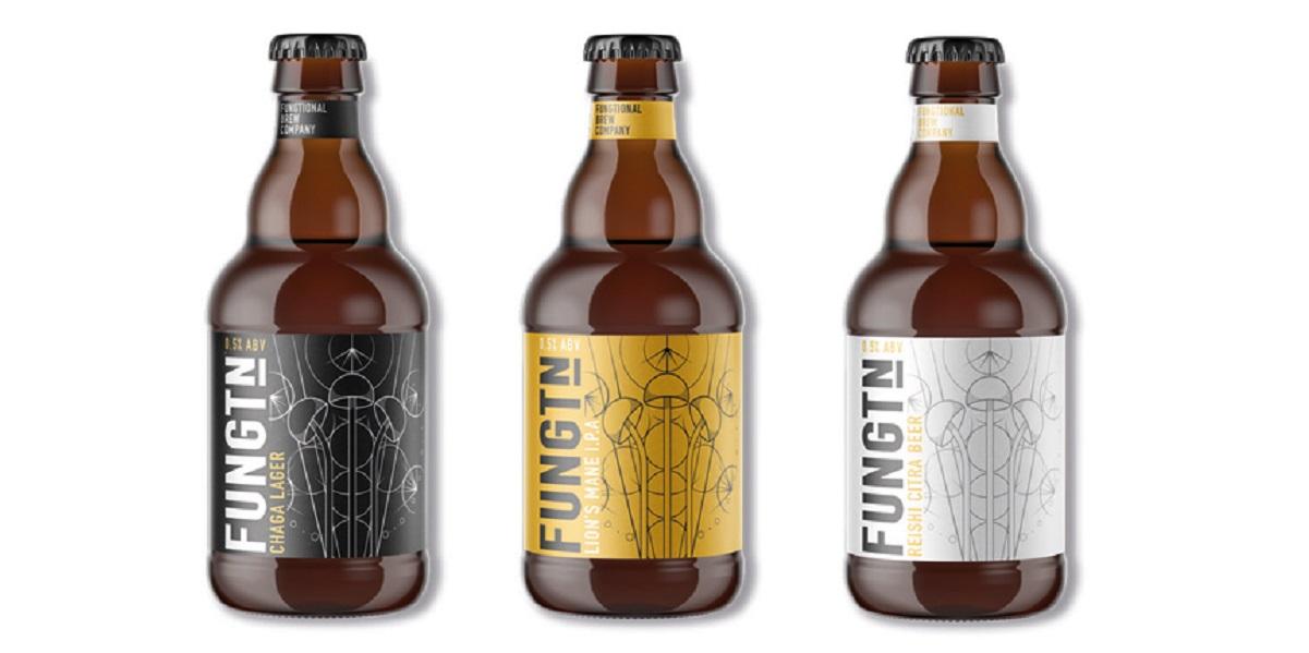 На рынок Великобритании выходит первое «медицинское» пиво с грибами