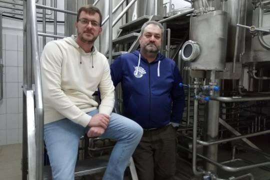 Глава пивоварни «Chibis» рассказывает о своем бизнесе и его проблемах