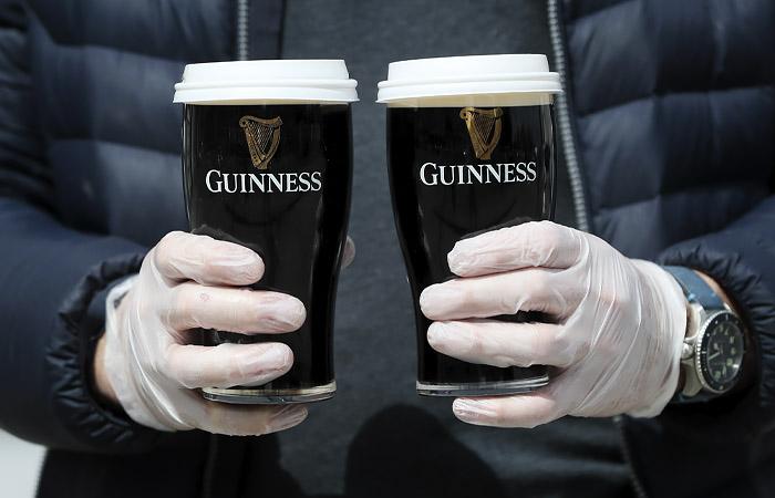 """Diageo отзовет безалкогольный Guinness из-за риска """"микробиологического заражения"""""""
