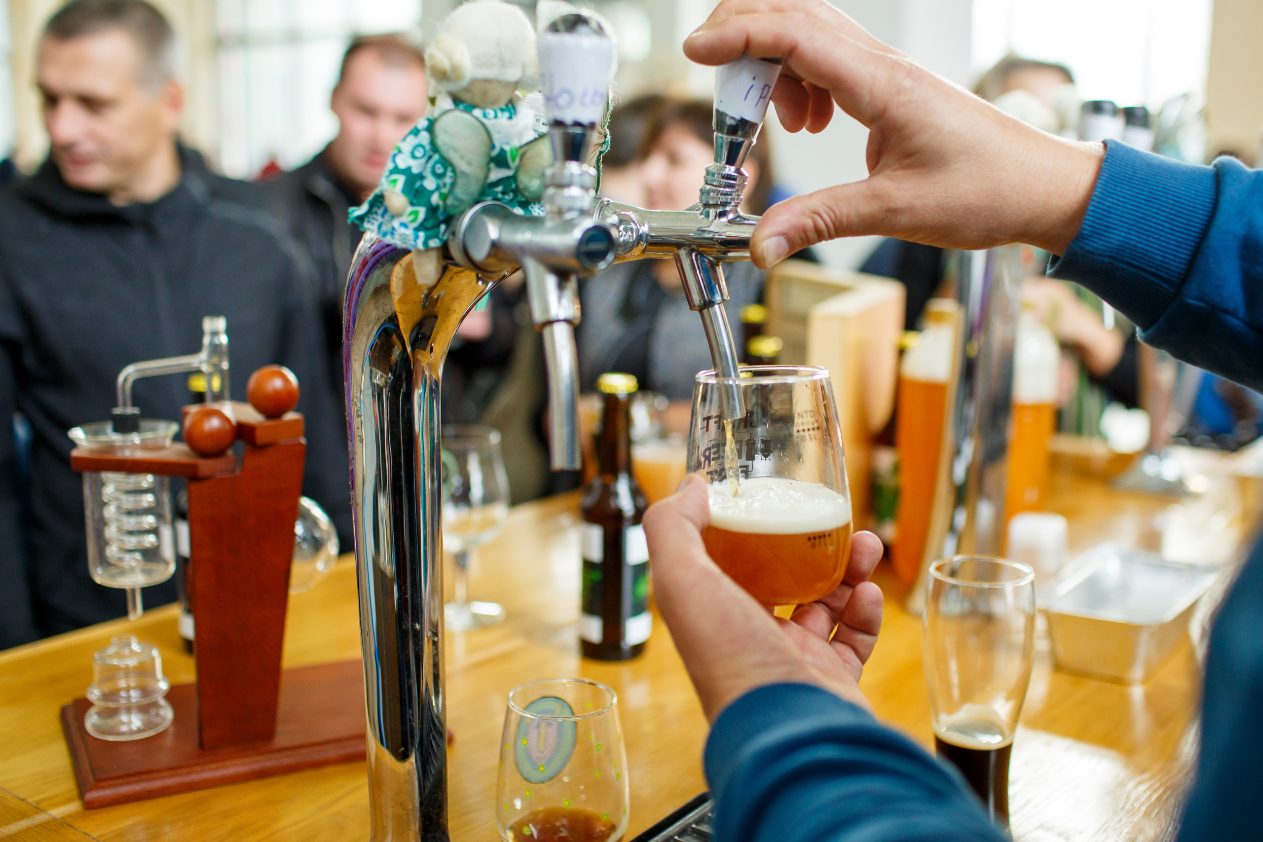 Киев готовится к главному крафтовому празднику осени – Anticovid Autumn Craft Beer Fest #11