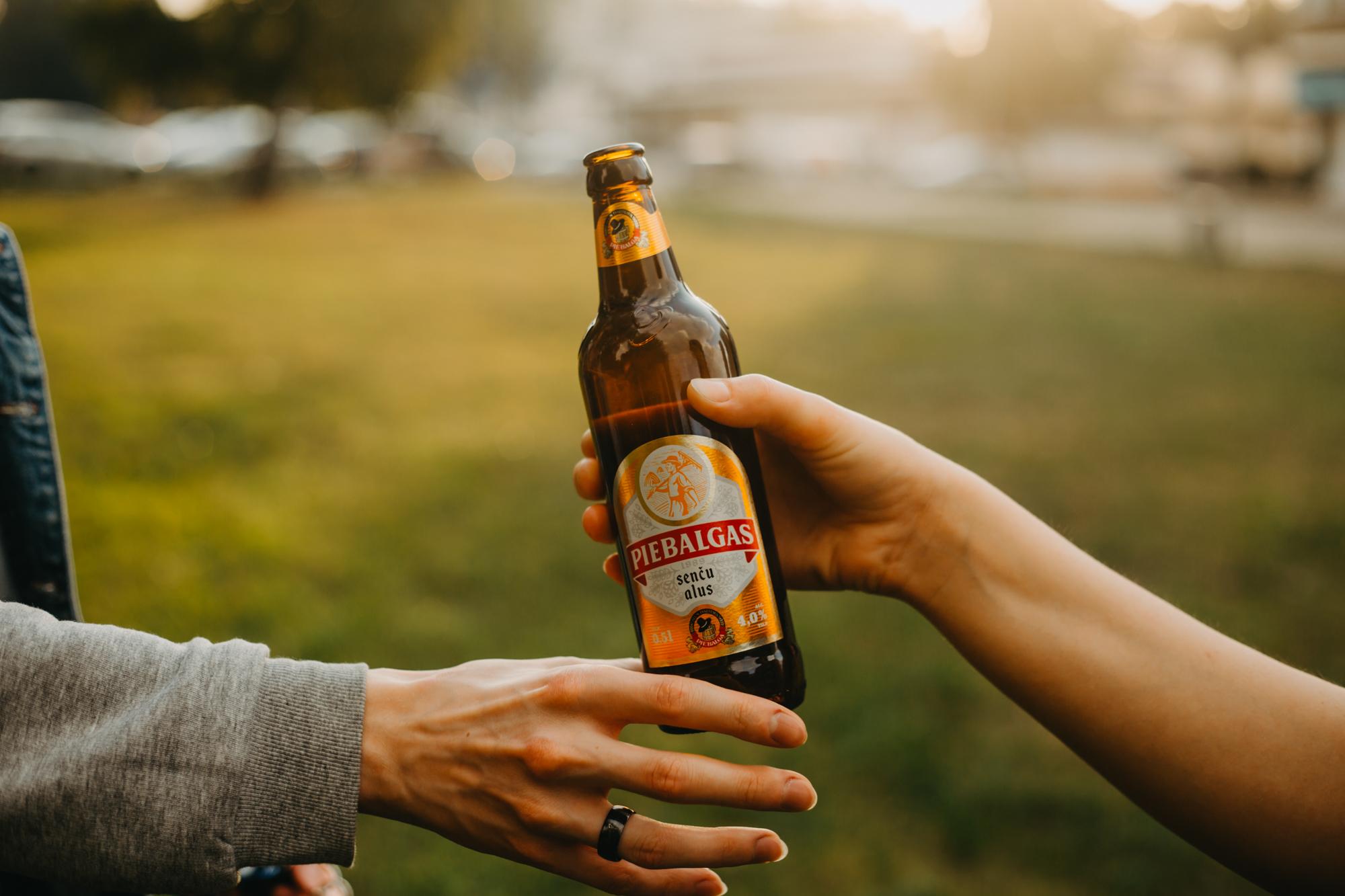 На пивном рынке Латвии произойдет слияние двух компаний