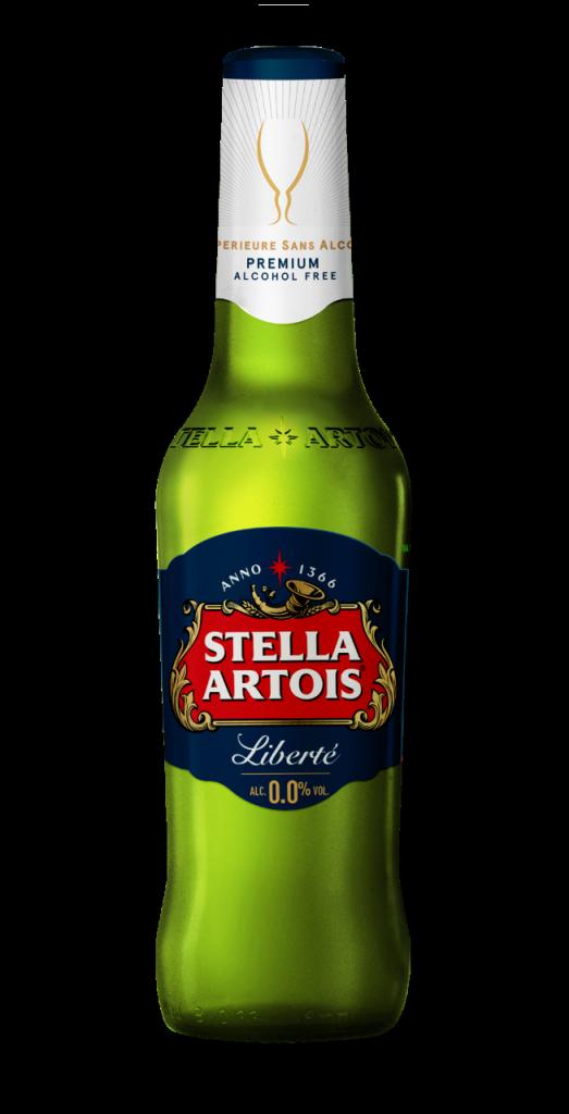 AB InBev выпустила Stella Artois Liberté для тех, кто устал от ограничений