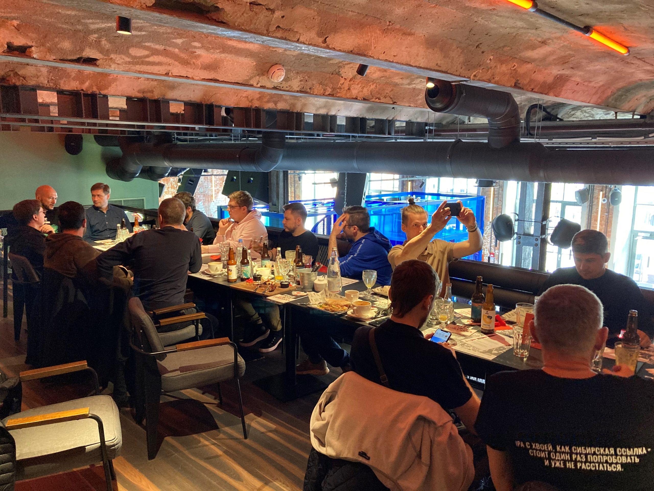 Горьковская пивоварня и Brew Moose запускают новые экспериментальные сорта