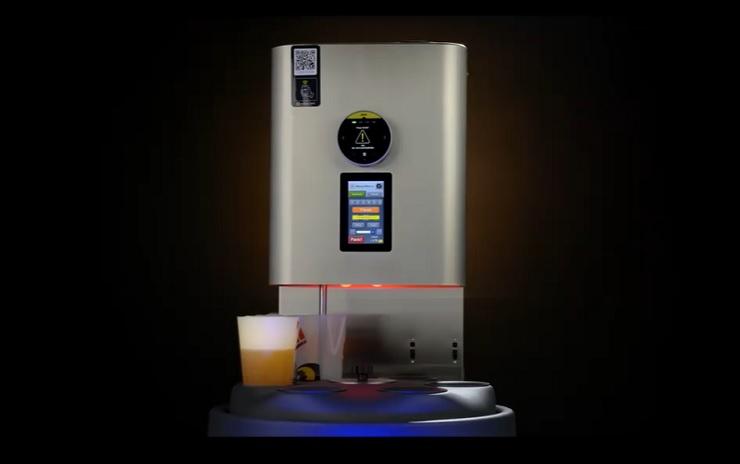 Пивные автоматы Revolmatic автоматизируют работу баров и ресторанов