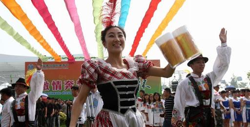 Китай построит целый город вокруг немецкого пива