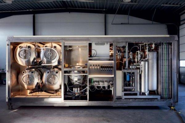 В Швеции разработали автономную пивоварню на солнечных батареях