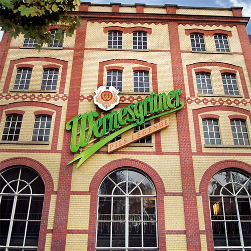 Carlsberg приобретает пивоварню Wernesgrüner Brewery