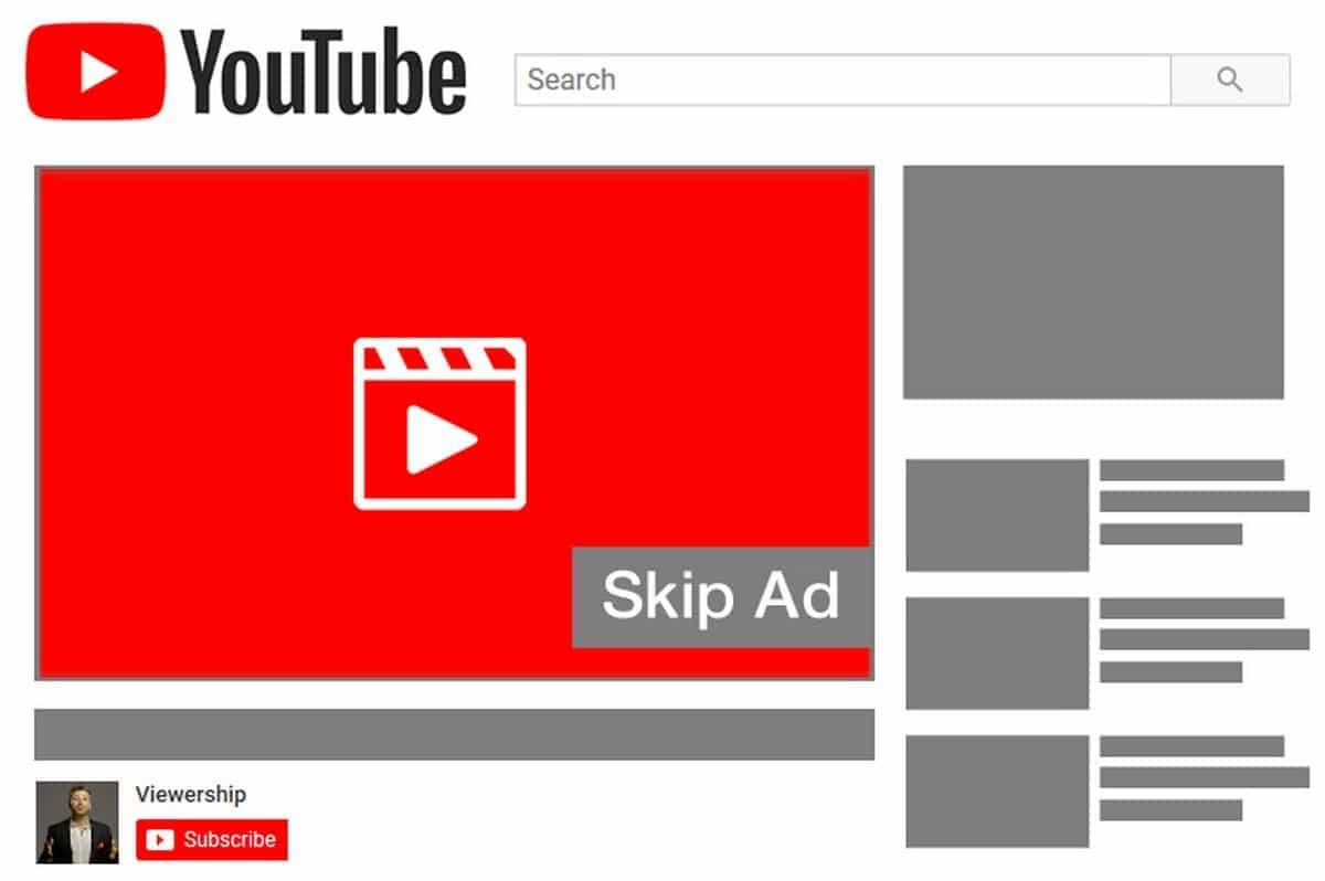 YouTube отказался размещать рекламу алкоголя на самом видном месте